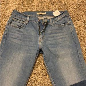 710 super skinny -31 Levi jeans
